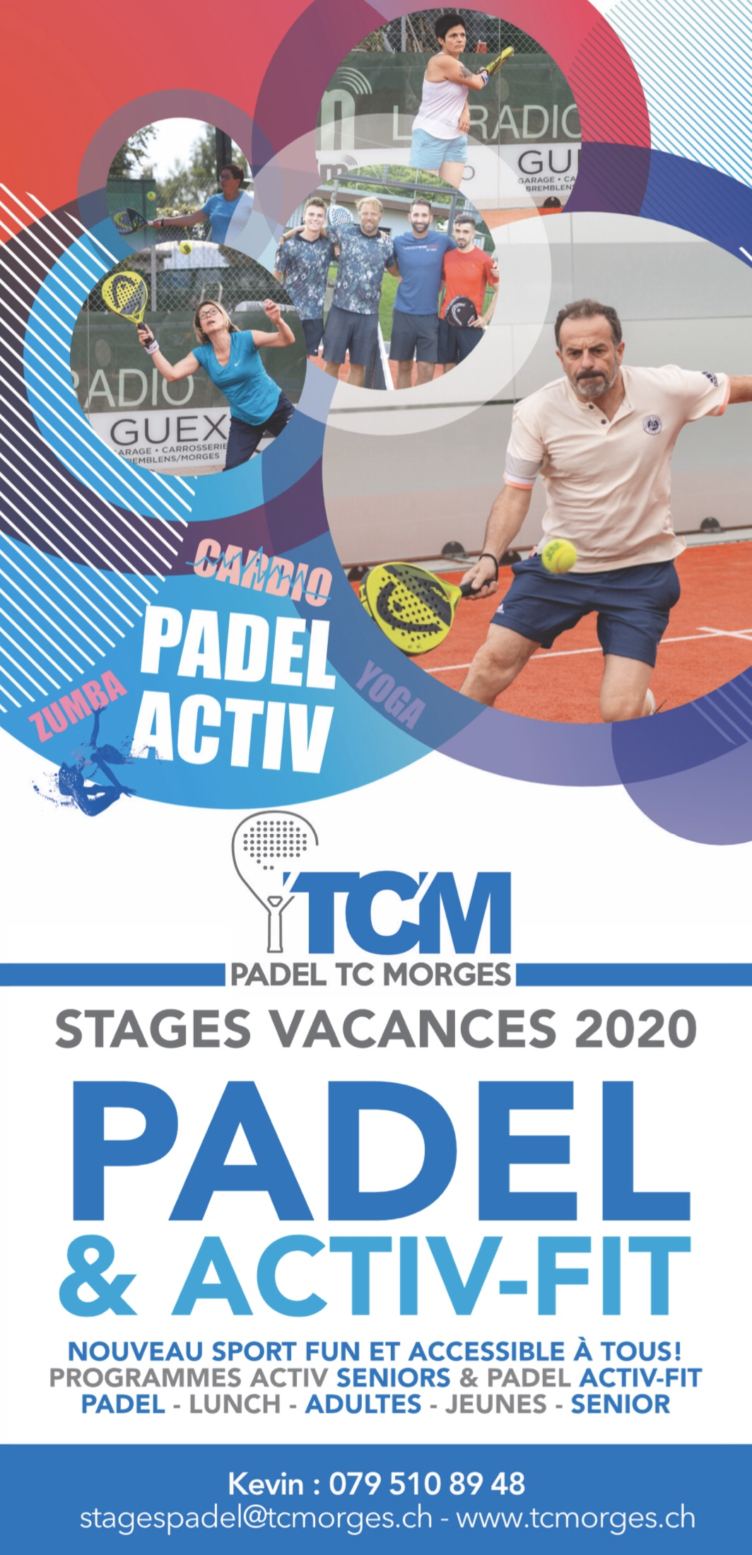 Stage Padel